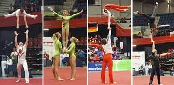 La Gymnastique Acrobatique