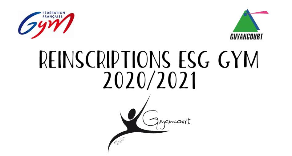Réinscriptions papier 02 septembre 2020