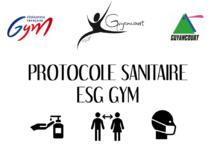 Protocole sanitaire ESG Gym