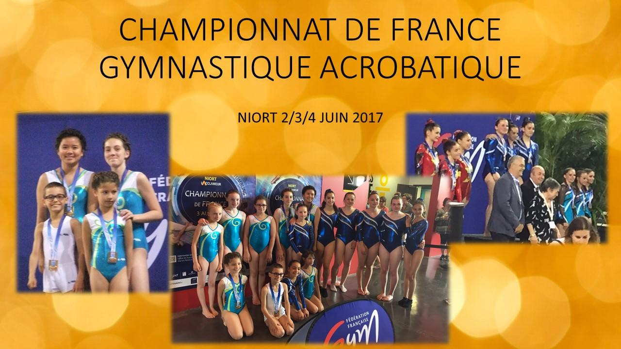 GAC: Championnat de France Niort