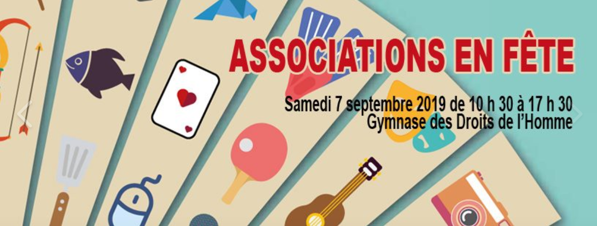 FORUM DES ASSOCIATIONS 20219