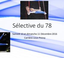 GAM: Selective du 78