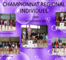 GAF: Championnat Régional Individuel
