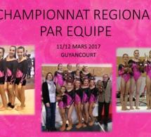 GAF: Résultats Championnat Régional par Equipe