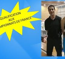 Qualification aux Championnat de France individuel