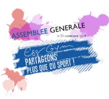 ASSEMBLEE GENERALE 2018