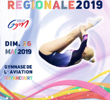 FINALE REGIONALE de TRAMPOLINE 2019