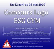 Concours de Logo ESG Gym