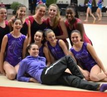 Deux nouveaux podiums pour les équipes féminines en régional
