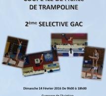 TR - GAC: Coupe île de France -2ème sélective