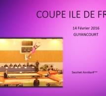 TR: Résultats Coupe Ile de France à Guyancourt