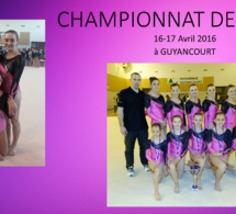 GAF: Résultats Zone Equipes a Guyancourt